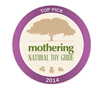 Mothering Natural Toy Guide