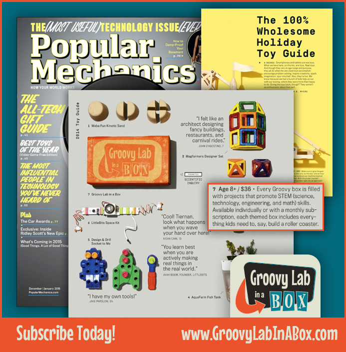 Popular Mechanics holiday gift guide
