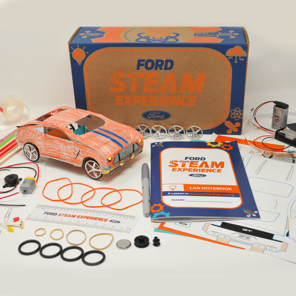 Ford Steam Box Stem For Kids Groovy Lab In A Box