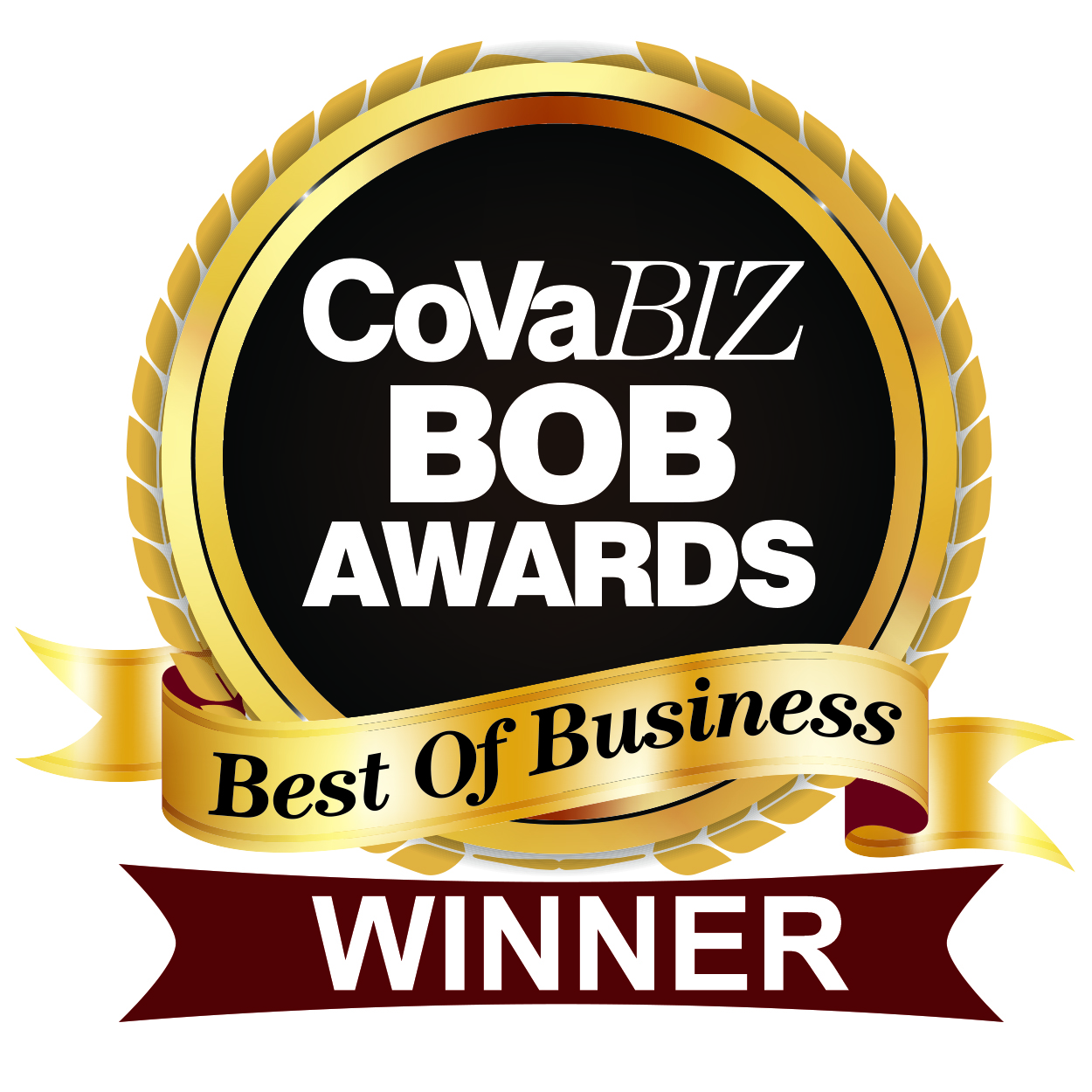 CoVaBiz Best of Business Award Winner