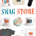 Get all the STEM and Science SWAG for STEMists!