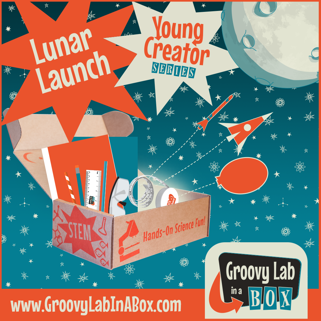 Young Creator Series: Lunar Launch